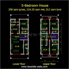 100 home design for narrow land house floor plans u0026