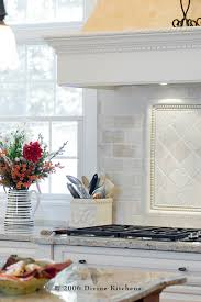 tumbled marble kitchen backsplash tumbled marble kitchen traditional with gas stove granite