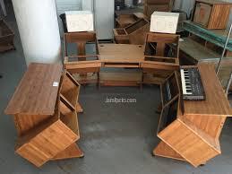 Studio Production Desk by Solid Wood Studio Rack Furniture Gallery Jamracks Com