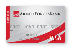 personal banking armed forces bank