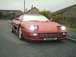 ferrari headlights 355 xenon lights update two years on ferrari life