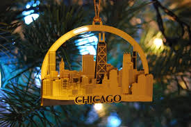 chicago ornaments chicago ornament invitation