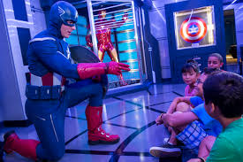 avengers invites disney magic u2013 marvel u0027s avengers academy disney cruise line news