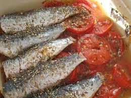 cuisiner les sardines recette de sardines au four la recette facile