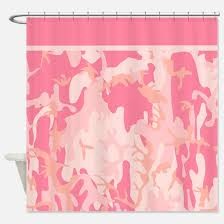 Camo Shower Curtain Hunting Pink Camo Shower Curtains Cafepress