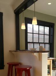 Wall Bar Ideas by My Stupid House Building A Sturdy Half Wall Bar Top