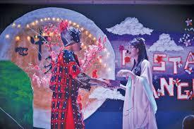 matriculation students celebrate chinese lantern festival new