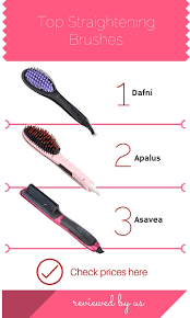 hair straightener consumer reports 9 best hair straightening brush models expert reviews