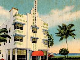 miami history as told by vintage postcards