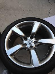 nissan 370z oem wheels fs ft oem nissan 350z 18