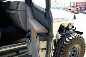 Interior Half Doors All Things Jeep Arm Rest Half Doors With Or W O Window Black