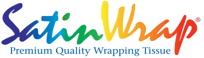 satin wrap tissue paper retail packaging seaman paper company