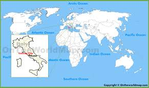 world map by cities vatican city maps maps of vatican city