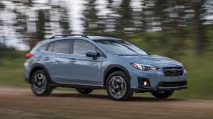 red subaru crosstrek 2018 subaru crosstrek first drive how the west was fun