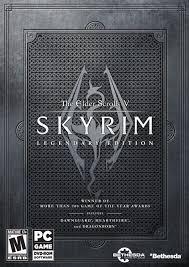 amazon black friday sale 2011 amazon com the elder scrolls v skyrim legendary edition pc