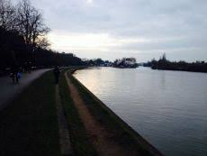 thames river running routes best runs in london