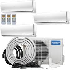 ramsond 24 000 btu 2 ton ductless mini split air conditioner and