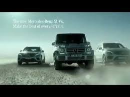 mercedes tv commercial mercedes tv suv tv commercial inspiration