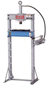 dake f 10 model manual utility hydraulic floor press 10 ton