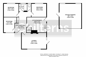 11 x 11 kitchen floor plans 3 bedroom detached bungalow for rent in thetford