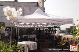 Market Stall Canopy by Wedding Stage Mandap Decorators In Pune Art Company Decor