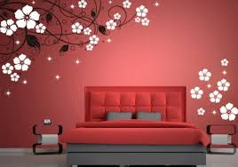Bedroom Paint Designs Photos Amazing Wall Paint Design For Bedrooms Sponge Walls The