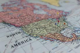Push Pin Map Mediterranean Gusto U0026 Grace