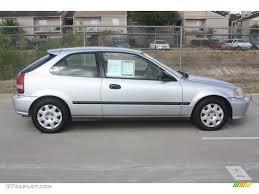 99 honda civic dx hatchback 1999 vogue silver metallic honda civic dx hatchback 52817664