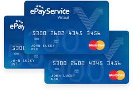 free reloadable debit card epayservice cards