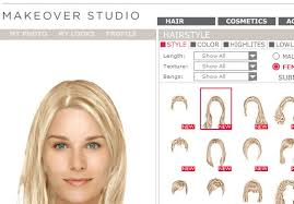 makeup courses online free dailymakeover online makeover site