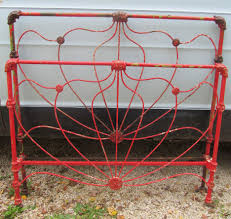 bed frames antique wrought iron beds for sale antique iron bed