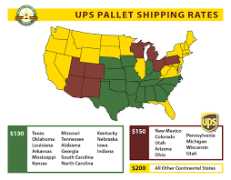 Ups Shipping Map Dealer And Farm Pricing Texas Natural Feeds