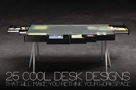 cool desk designs mesmerizing cool desk designs pictures best ideas exterior