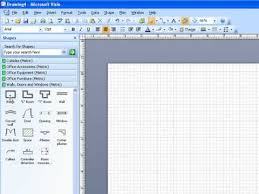visio floor plan scale microsoft visio scale drawing part 1 youtube