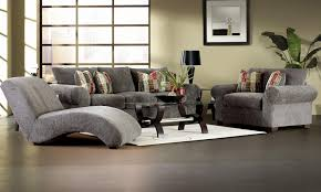 Klaussner Bedroom Set Casual Chair And Ottoman With Rolled Pleated Arms By Klaussner