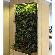 vertical wall garden felt container gardening ideas