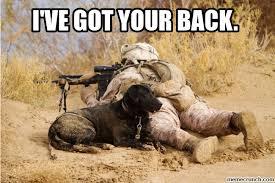I Ve Got Your Back Meme - ve got your back