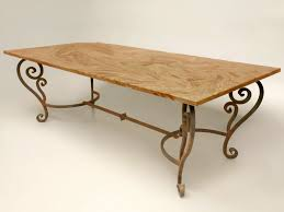 coffee tables breathtaking awesome wrought iron coffee table hand wrought iron table with marble top by artfirm us wrought