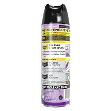 raid flea and tick killer carpet and room spray 16 oz walmart com