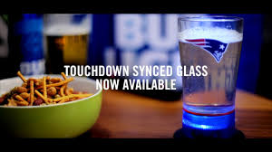 bud light touchdown glass app bud light nfl touchdown glass bluetooth youtube