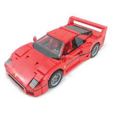 lego ferrari 10248 lego creator expert ferrari f40 pops toys
