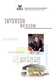 Home Design Courses Bc by Bachelor Of Interior Design Kpu Ca Kwantlen Polytechnic University