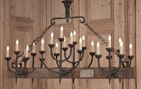 Vintage Wrought Iron Chandeliers Vintage Wrought Iron Chandeliers As Your Personal Residence
