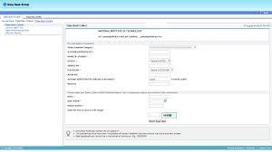 Sbi Online Help Desk Fee Payment Help Nit Jamshedpur
