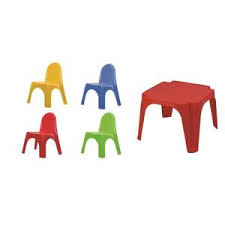chaise plastique enfant table et chaise en plastique enfant achat vente pas cher