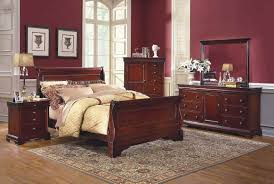 sleigh bedroom set queen versaille 4pc sleigh bedroom set queen nader s furniture