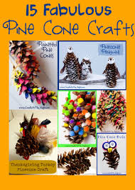 15 fantastic pine cone craft ideas candle in the