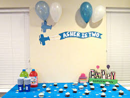 Theme Party Decorations - interior design airplane themed party decorations design