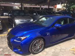 used lexus car for sale in mumbai supercars u0026 imports chennai page 443 team bhp