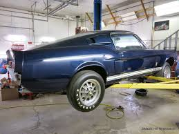 virginia classic mustang blog just the details 1967 shelby